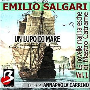 Le novelle marinaresche [The Sailor's Tales], Vol. 01: Un Lupo di Mare Audiobook