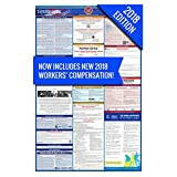 2018 Tennessee Labor Law Poster – State & Federal Compliant – Laminated