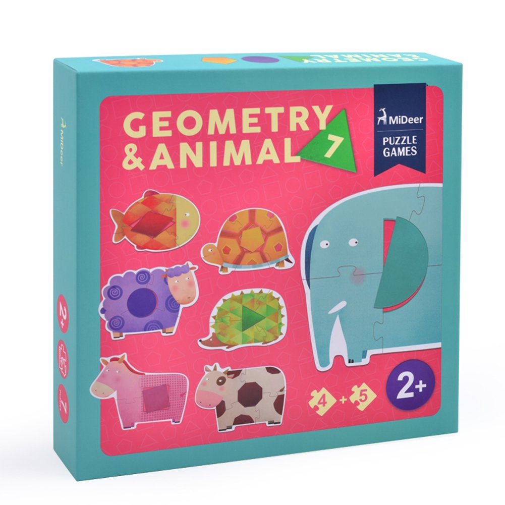 Super Block Puzzle Children of The Enlightenment Jigsaw Puzzle