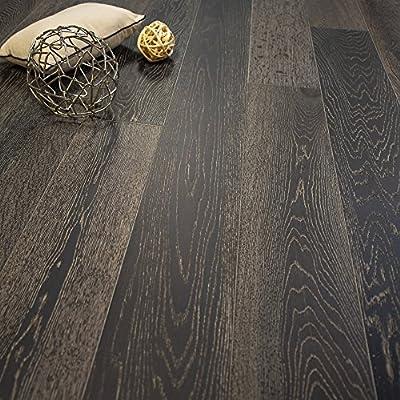 "Wide Plank 7 1/2"" x 5/8"" European French Oak (Dakota) Prefinished Engineered Wood Flooring Sample at Discount Prices by Hurst Hardwoods"