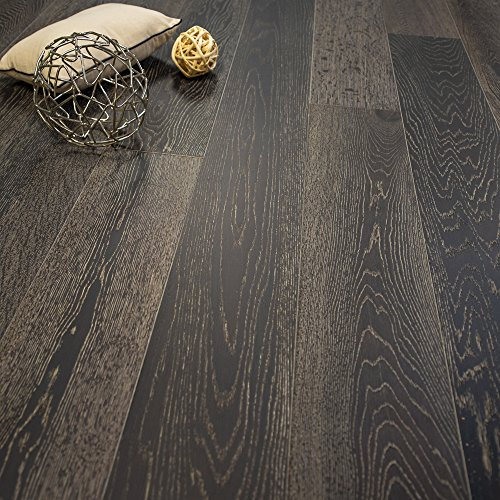 Wide Plank 7 1/2' x 5/8' European French Oak (Dakota) Prefinished Engineered Wood Flooring Sample at Discount Prices by Hurst Hardwoods