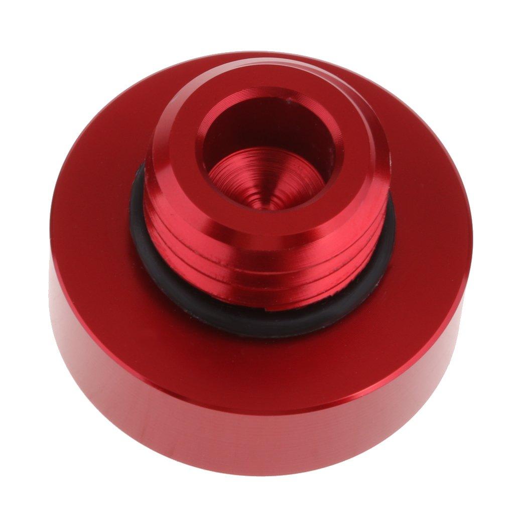 2.5 M20 Rosso MagiDeal Vite A Testa Cilindrica In Alluminio Motore CNC Per Kawasaki