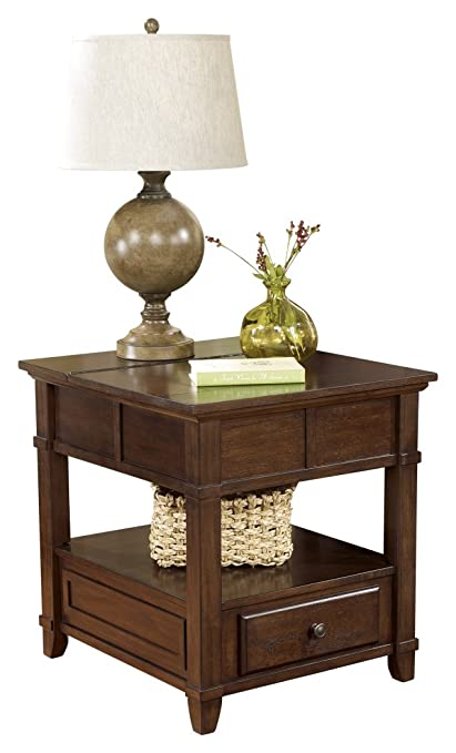 Amazoncom Ashley Furniture Signature Design Gately End Table