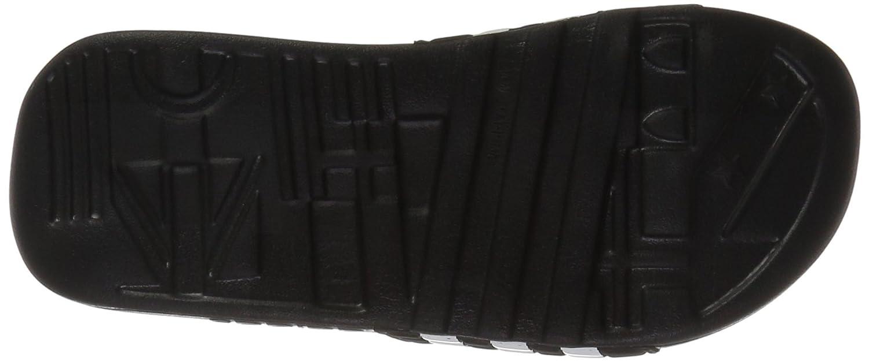 Adidas   schwarz/schwarz/Weiß, Herren Adissage Synthetic Sandales, schwarz/schwarz/Weiß,  40 EU - 9fa26c