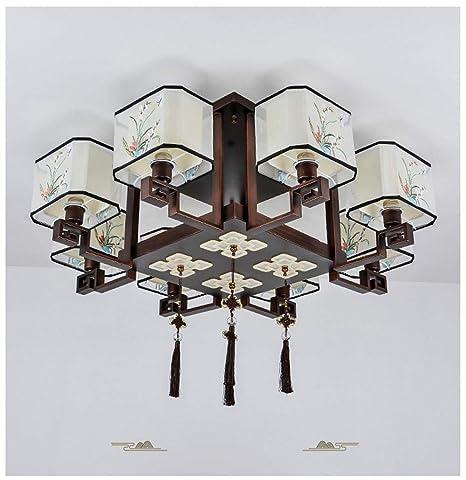 WBR Moda comercial hogar LED Lámpara de techo salón Luces de ...
