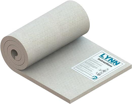 Amazon Com Lynn Manufacturing Kaowool 2300f Ceramic Fiber Blanket 48 X 18 X 1 9449 Home Kitchen