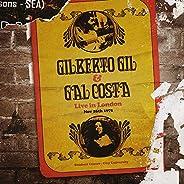 Gilberto Gil  Gal Costa, Triplo Live In London'71 [Disco de Vi
