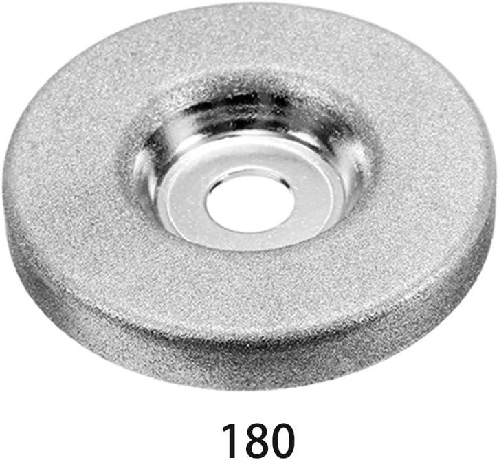 56mm 180 Grit Diamond Grinding Wheel Circle Grinder Stone Sharpener Whee TDO