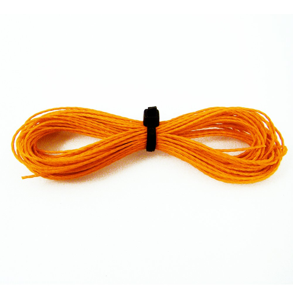 ASR Outdoor Kevlar 200lb Strength Hobby Sport Survival para Cord - 25ft Orange by ASR Outdoor (Image #1)