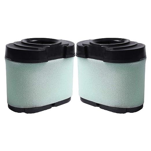 Filtro de aire compatible con Briggs & Stratton 792105, accesorios ...