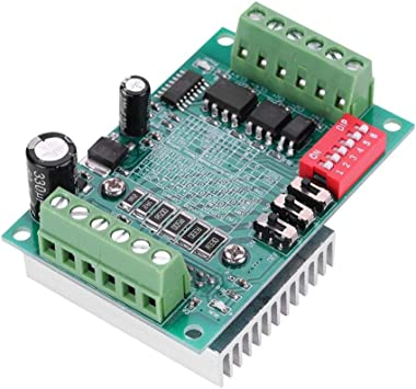 Zerone Stepper Motor Driver,3.5A Adjustable Current Stepper Motor Driver TB6560 Stepping Motor Controller