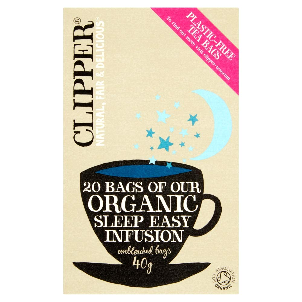 Clipper Teas - Organic Sleep Easy Infusion - 20 Bags