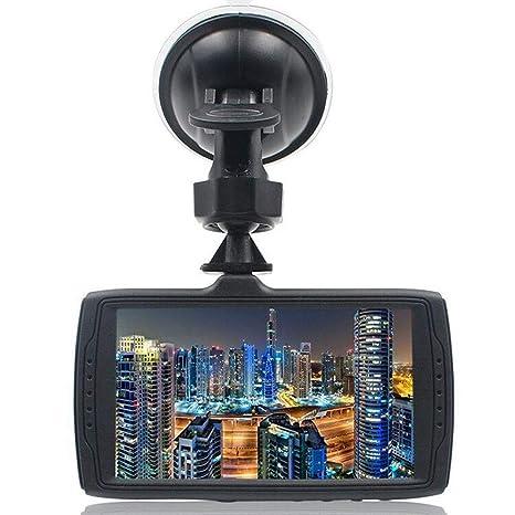 Cebbay 3.5 Pulgadas Cámara del Coche 1080P Pantalla LCD Grabadora Ángulos de visión de 170 Grados
