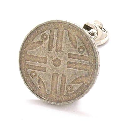 The Traveling Penny Nativo Americano Moneda Tie Tack Pin de Solapa ...