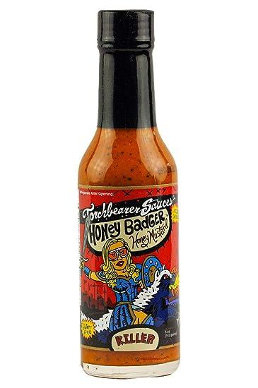 Torchbearer Honey Badger Hot Sauce