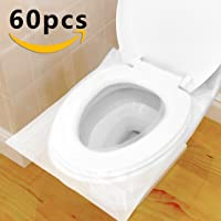 Protector WC Desechable Impermeable, HTBAKOI Protector Water Desechables