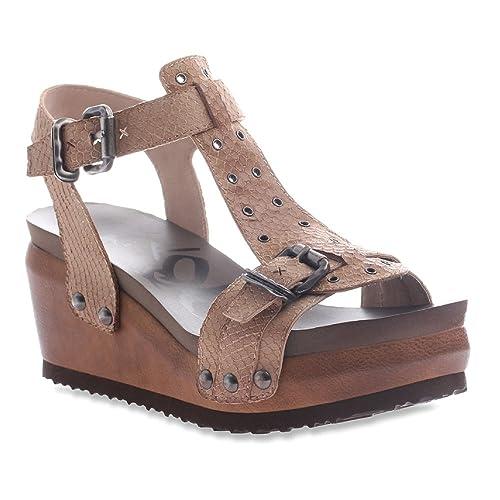 bfd7a88076ba OTBT Women s Caravan Platform Sandal
