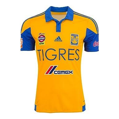 03161b390 Amazon.com  ADIDAS TIGRES HOME JERSEY - MEDIUM  Clothing