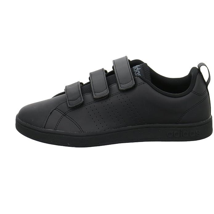 new concept f7aef 1a424 adidas , Basses Homme - Noir - Noir, 12 Amazon.fr Chaussures