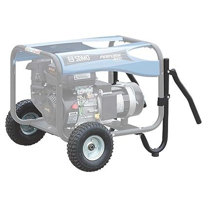 widmer Juego de ruedas para generadores de corriente, 1 pieza, ...