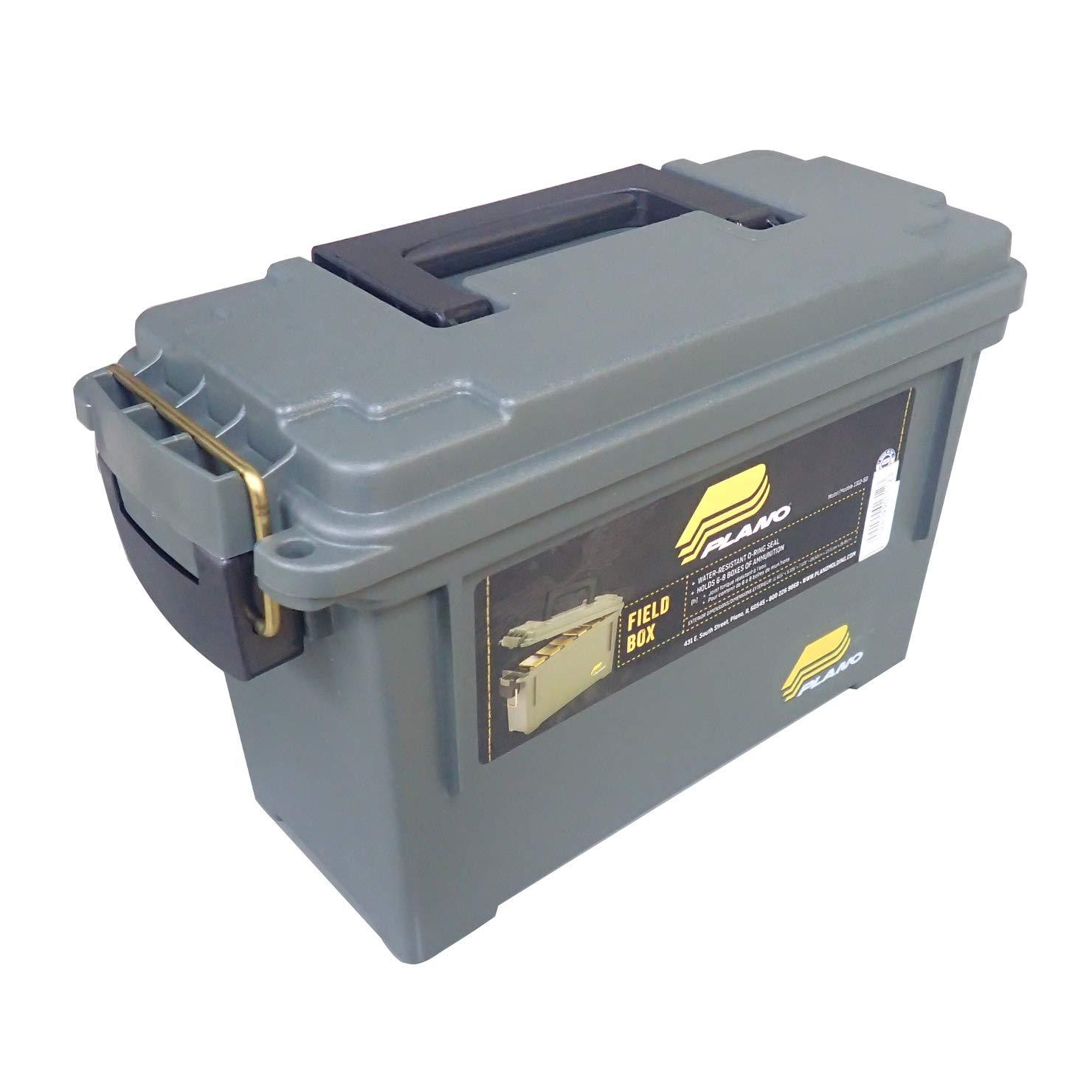 Plano Ammunition Field Box Ammo Storage Green 61o3evw0G2L