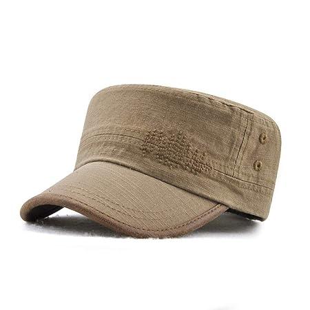 kyprx Sombreros de Sol para Hombres Gorra de Sol para Hombres ...