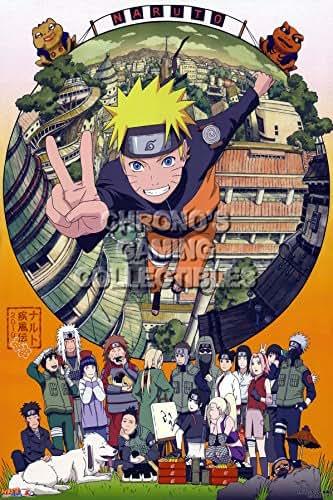 CGC Huge Poster - Naruto Shippuden Anime Poster OVA - NAR017 (24