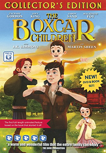 - The Boxcar Children DVD and Book Set (The Boxcar Children Mysteries)