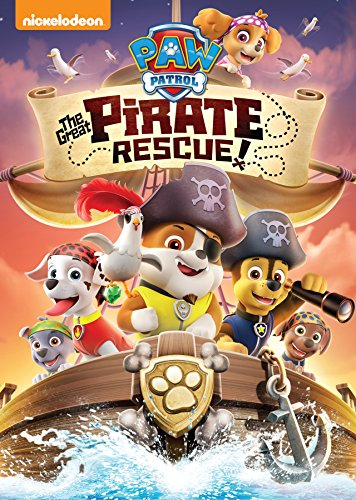 PAW Patrol: The Great Pirate Rescue! -