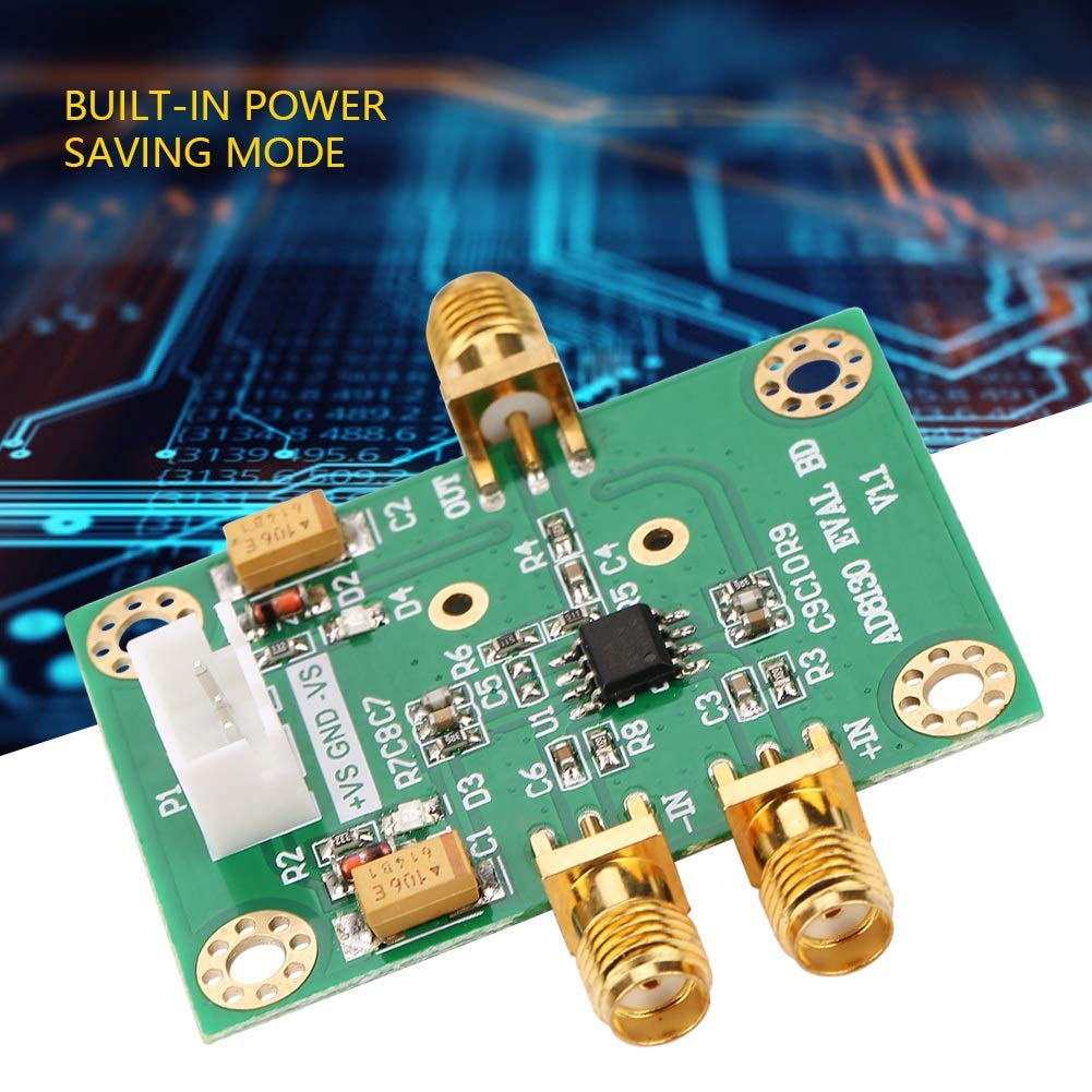 ADC Driver AD8130 Module High Speed Difference to Single-Ended Amplification ADC Driver High CMMR