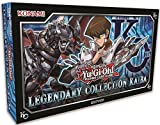 YUGIOH Legendary Collection KAIBA BOX (3 MEGA BOOSTER PACKS 5 PROMO + GAME BOARD)
