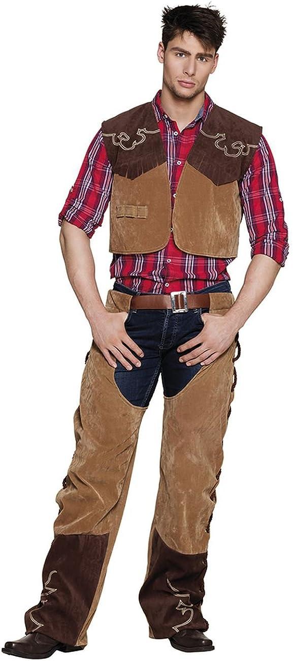 Boland-83646 Costume Adulto Uomo 54//56 Marrone 83646