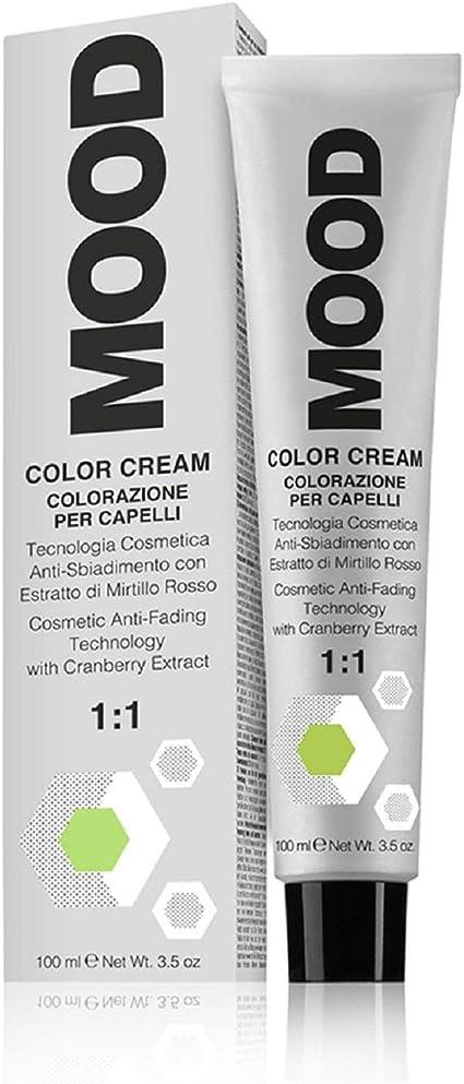 MOOD Tinte Color Cream 100 ml Número 8 Rubio Claro: Amazon.es ...