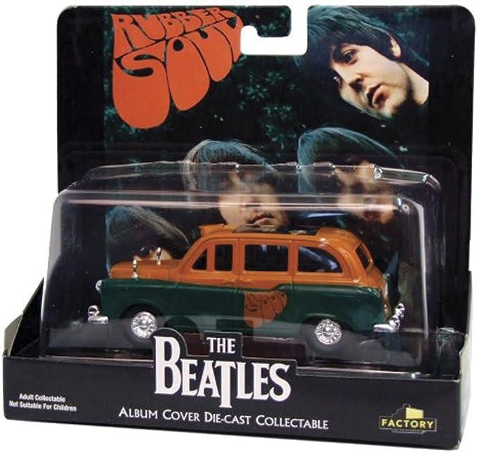 408989 - Figura Beatles Taxi Rubber Soul 1:36: Amazon.es: Juguetes y juegos