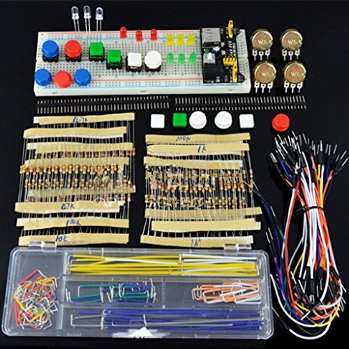 Gikfun Electronics fans Parts Component Starter Kit For Arduino EK8390_