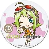 GUMI誕生10周年記念オリジナルコースター (スマイル)