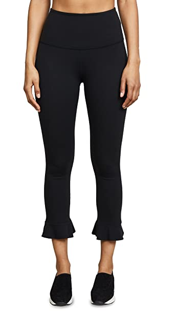 f6d6e7fb40 Beyond Yoga Women's Frill Seeker Leggings at Amazon Women's Clothing ...
