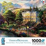 Ceaco Thomas Kinkade WB Movie Classics-Follow the Yellow Brick Road Jigsaw Puzzle, 27X20-Inch, 1000 Piece