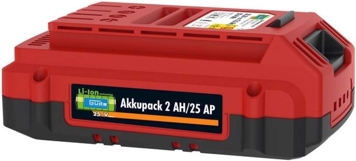 25 2 V Ersatzakku Akkupack 2 0ah 25 Ap Garten