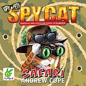 Spy Cat: Safari Audiobook