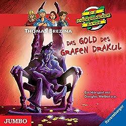 Das Gold des Grafen Drakul (Die Knickerbocker-Bande 54)