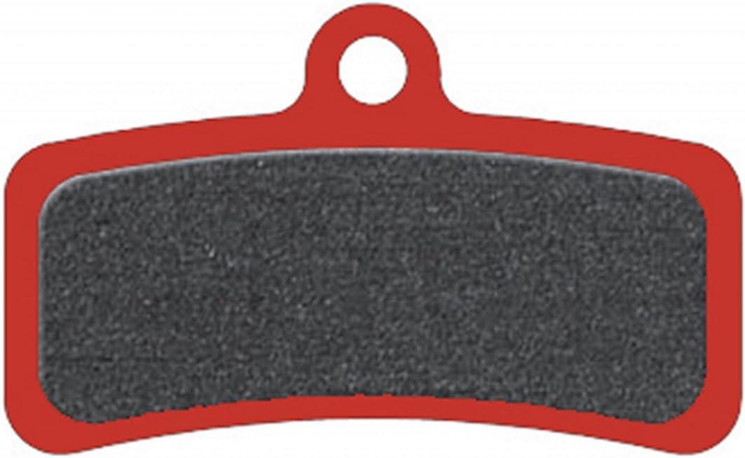 Taille Unique Zee Rouge Advanced v/élo G1851 Adulte Unisexe GALFER Plaquettes De Frein Shimano Saint 810