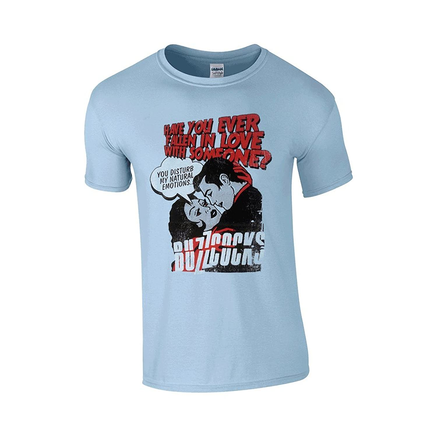 Buzzcocks Ever Fallen In Love T-shirt (Official)