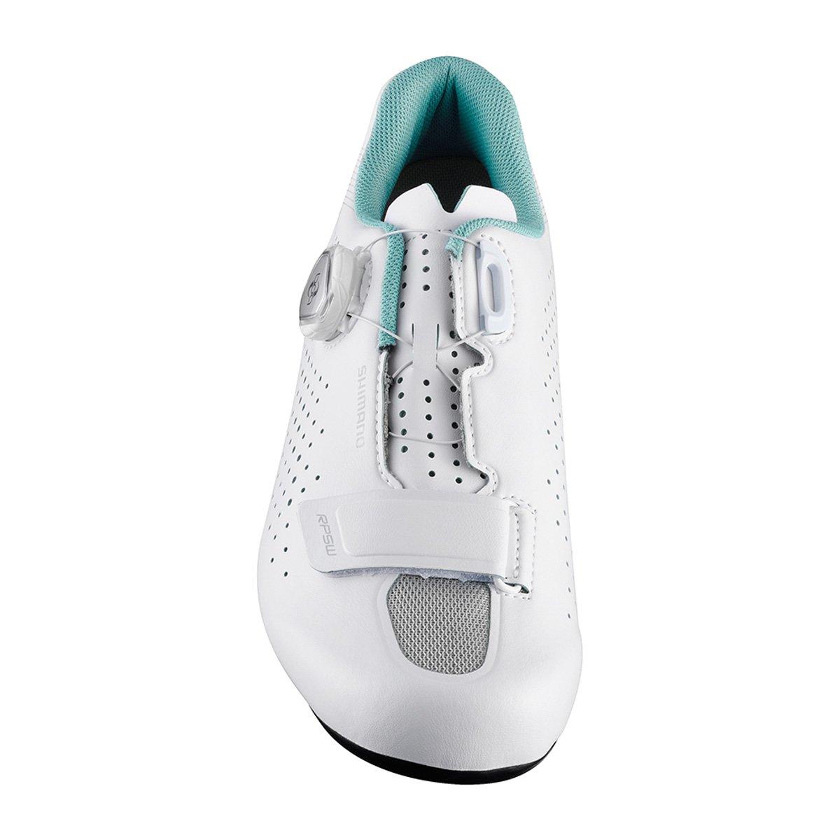 Shimano sh-rp5 Womens Boa Cycling Shoe B06XCT5C2F 38 M EU / 6.5 B(M) US|ホワイト ホワイト 38 M EU / 6.5 B(M) US