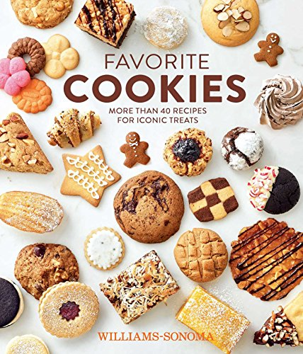 Favorite Cookies: More than 40 Recipes for Iconic Treats ()