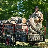 Yutrax TX162 HC1500 Heavy Duty ATV Trailer UTV