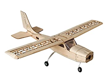 Dw Hobby Balsa Wood Model Aircraft Kits 960mm Cessna Rc Planes For Adults 4ch Electric Radio Controlled Airplane Toys To Build And Fly