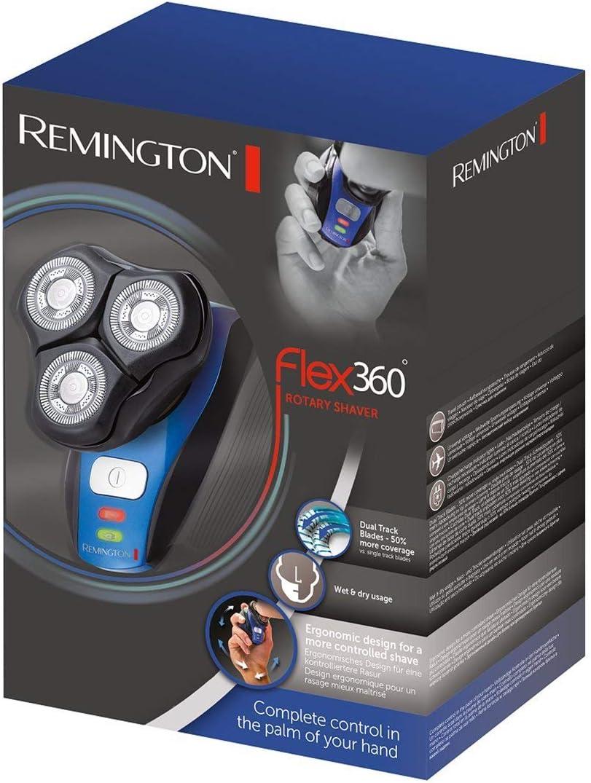 Remington XR1400 - Afeitadora rotativa ergonómica recargable ...
