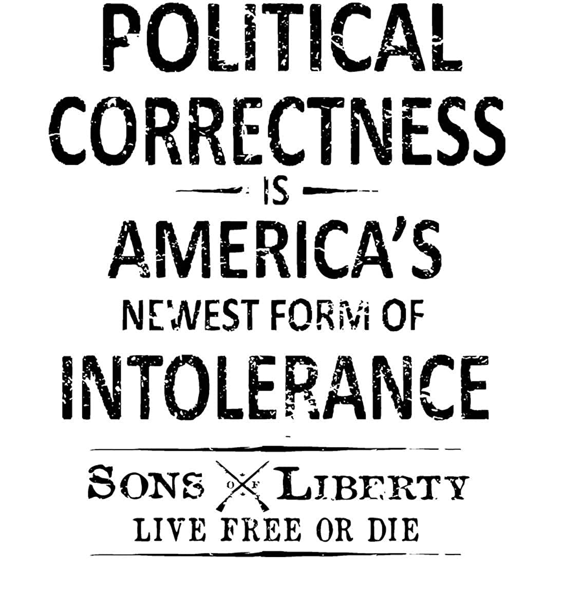Political Correctness is Americas Newest from of Gildan T-Shirt