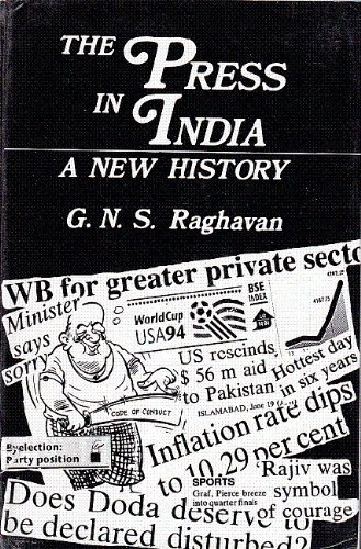 Press in India: New History
